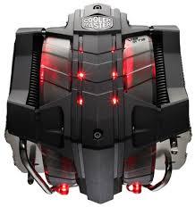 Cooler para Processador V8 GTS com 2 Ventoinhas de 140mm RR-V8VC-16PR-R1 - Coolermaster