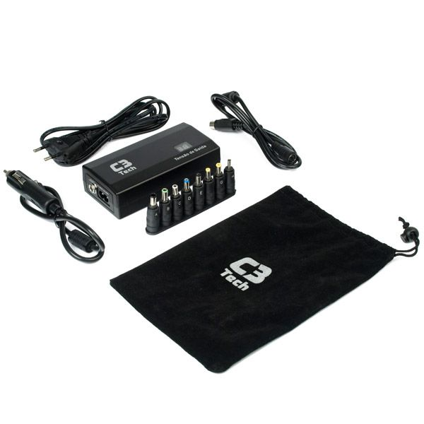 Fonte para Notebook 90W NB-90 - C3tech