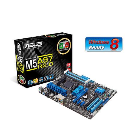 Placa Mãe AM3 M5A97 R2.0 DDR3 (S/R) - ASUS