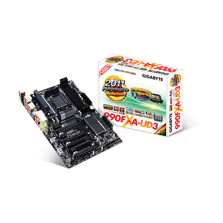 Placa Mãe AMD Socket AM3 GA-990FXA-UD3 DDR3 (S/R) - Gigabyte