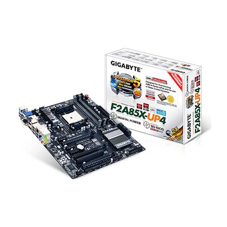 Placa Mãe AMD Socket FM2 GA-F2A85X-UP4 (S/V/R) - Gigabyte