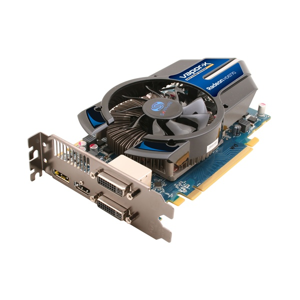 Placa de Video ATI HD6770 1GB DDR5 128Bits VAPOR-X 328VXL - Sapphire