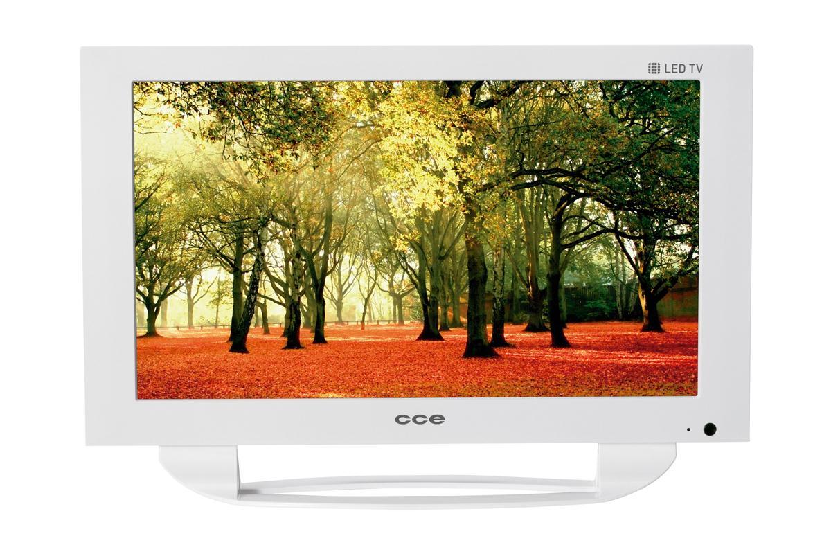 TV LED 14 LW144 com Conversor Digital e Entrada USB Branco - CCE