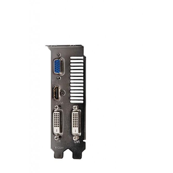 Placa de Video ATI HD7750 2GB DDR3 128Bits GV-R775OC-2GI - Gigabyte