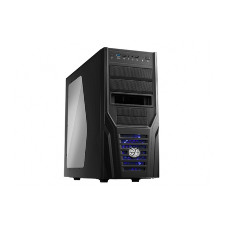 Gabinete ATX CM Elite 431 Plus RC-431P-KWN2 USB 3.0 - Coolermaster