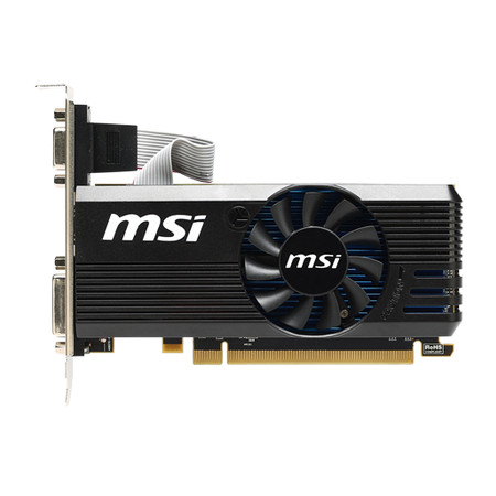Placa de Video ATI R7 240 2GB DDR3 128Bit 2GD3 LP - MSI