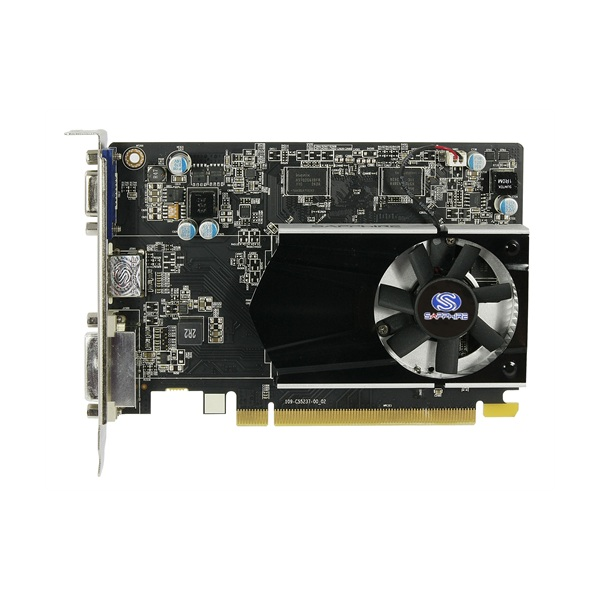 Placa de Video ATI R7 240 4GB DDR3 128Bits 11216-02-20G - Shappire