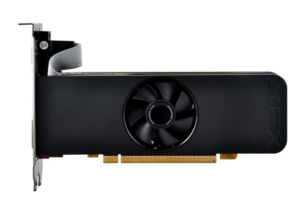 Placa de Vídeo ATI R7 250 1GB DDR5 128Bits 1050M Boost R7-250A-ZLF4 - XFX