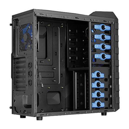 Gabinete ATX Gamer Altas 295WB s/ Fonte com FAN 120mm (18642) - Raidmax