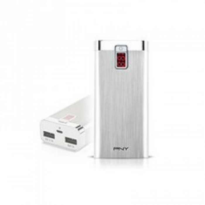 Carregador Portatil Powerpack 5200mAh P-B-5200-12-S01-RB - PNY