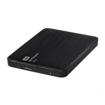 Hard Disk Externo Portatil My Passport Ultra 1TB USB 3.0 WDBZFP0010BBK-NEBZ Preto - Western Digital