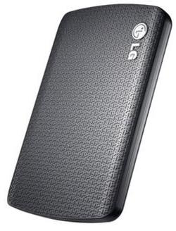 HD Externo 500GB XD7 USB 3.0 Preto HXD750BB.AER - LG