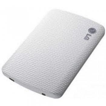 Hd Externo 500GB Portatil XD7 3.0 Branco HXD750WB.AER - LG