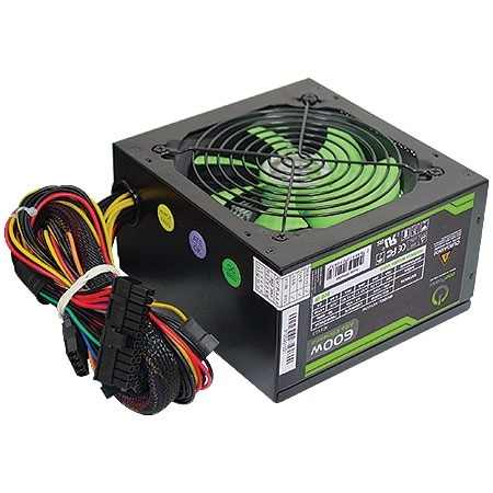 Fonte ATX 600W Real MP600W PFC Passivo - ONE POWER