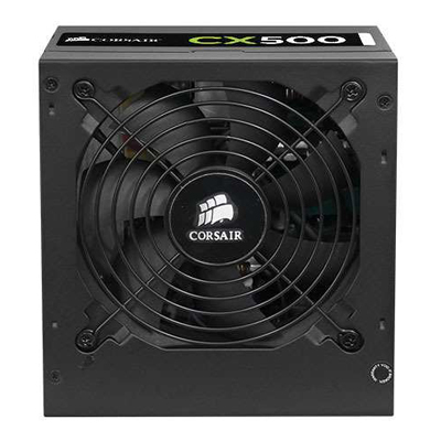 Fonte ATX 500W CX500 v2.3 80 Plus Bronze CP-9020047-WW (PFC Ativo) - Corsair