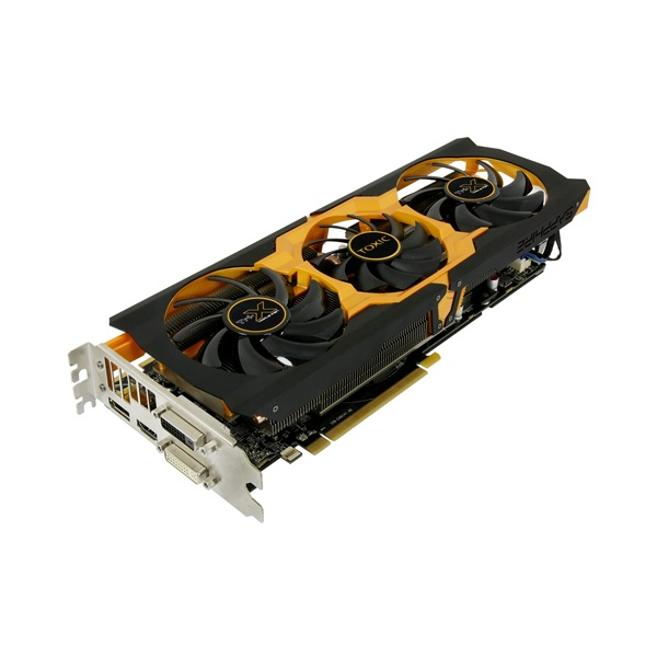 Placa de Video ATI R9 270X 2GB DDR5 Toxic Boost 256Bits 11217-02-40G - Shappire