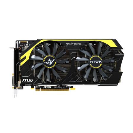 Placa de Video ATI R9 270X 2GB DDR5 256Bits Hawk 912-V303-004 - MSI