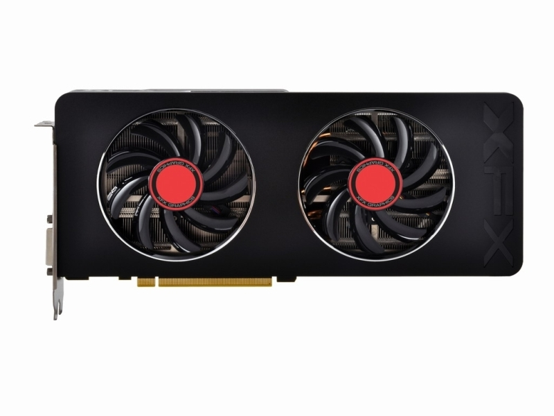 Placa de Video ATI R9 280 3GB DDR5 384Bits Double Dissipation Edition R9-280A-TDFD - XFX