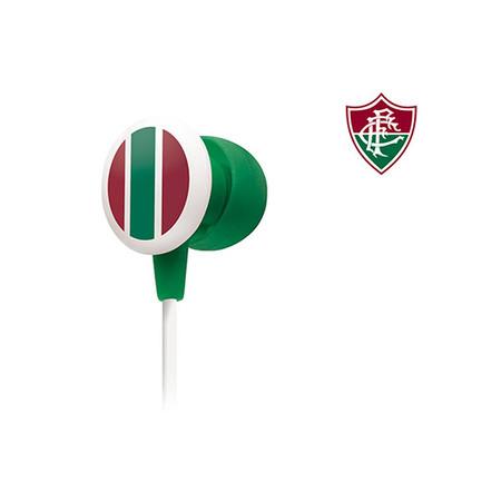 Fone de Ouvido Super Fan Fluminense - SF-10/FLU - Waldman