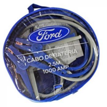 Cabo de Bateria 2.5 Metros 1000AMP (Sacola) - FORD -