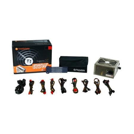 Fonte ATX 675W XT MOD80+Bronze TPX675M Modular - Thermaltake