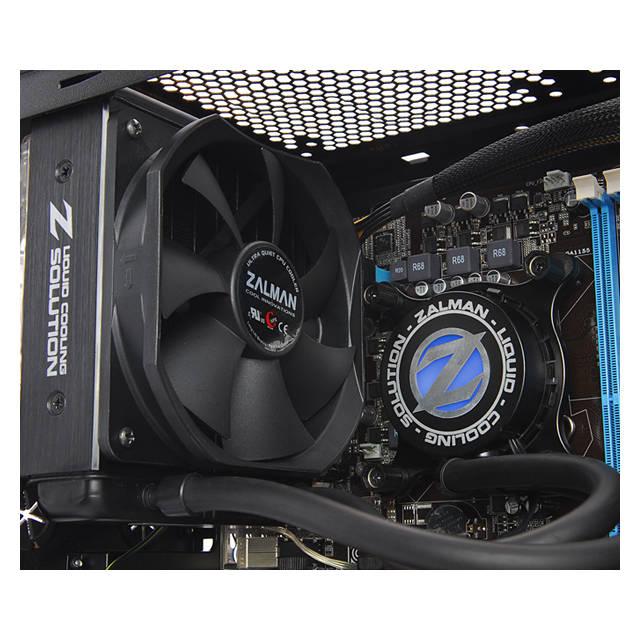 Cooler para CPU Refrigerado a Água LQ315 (Alta Performance) - Zalman -