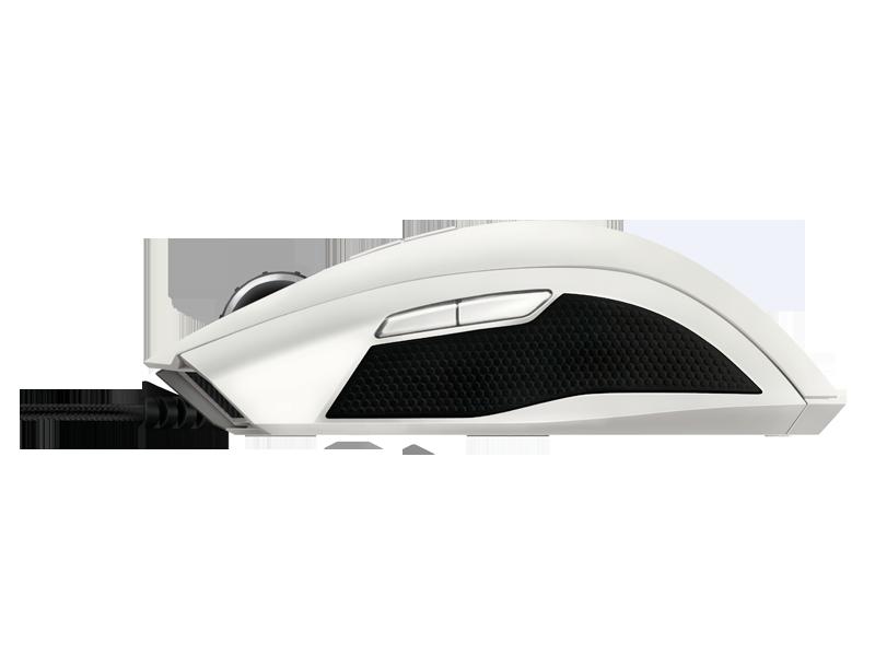 Mouse Taipan Branco 8200 DPI 4G Laser RZ01-00780500-R3U1 - Razer