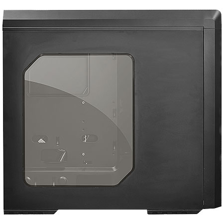 Gabinete ATX Gamer Bizon c/ LED Vermelho (5 Coolers) 21493 - Pcyes