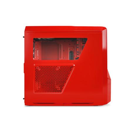 Gabinete 410 Phantom Vermelho CA-PH410-R1 - NZXT