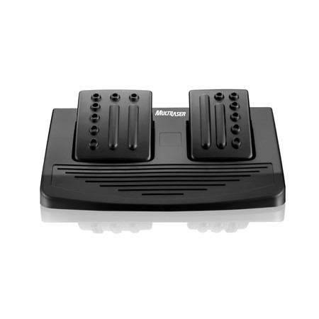 Volante GT SHIFT-X PC/XBOX 360 Usb JS066 - Multilaser