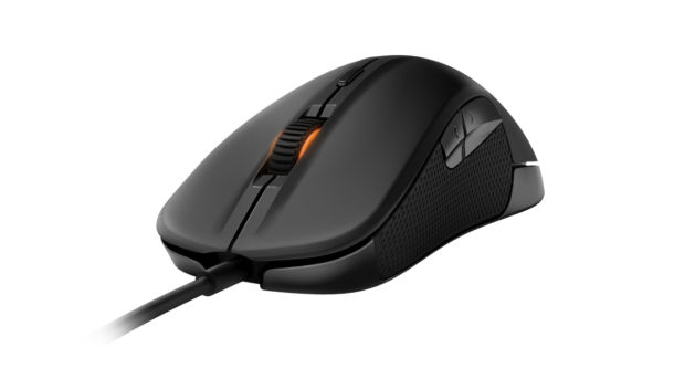 Mouse Gamer Optico Rival 6 Botoes 6500cpi 62271 - Steelseries