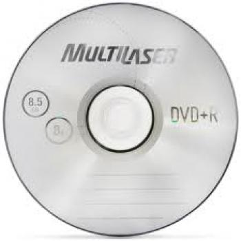 Mídia de DVD-R 8.5GB DV047 a unidade