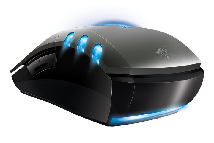 Mouse Gamer Spectre StarCraft II Heart of The Swarm - Razer
