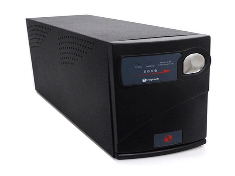 Nobreak 1200VA Save SV2 1200N NET/BS-TI Preto - Ragtech