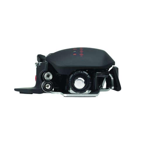 Mouse Gamer Laser Cyborg R.A.T. 7 6400DPI Matte Black (Ajustavel) MCB4370800B2 - Mad Catz