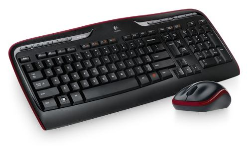 Teclado Multimidia e Mouse Wireless Combo MK330 - Logitech