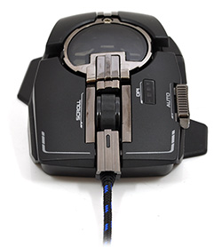 Mouse Gamer Laser Gaming ZM-GM4 8200DPI - Zalman