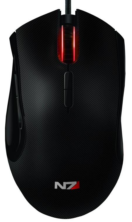 Mouse Gamer Imperator Mass Effect 3 Dual Sensor 4G 6400DPI RZ01-00350400-R3M1- Razer
