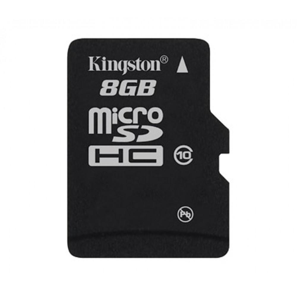 Cartao de Memoria 8GB Micro SDHC Classe 10 SDC10/8GB - Kingston