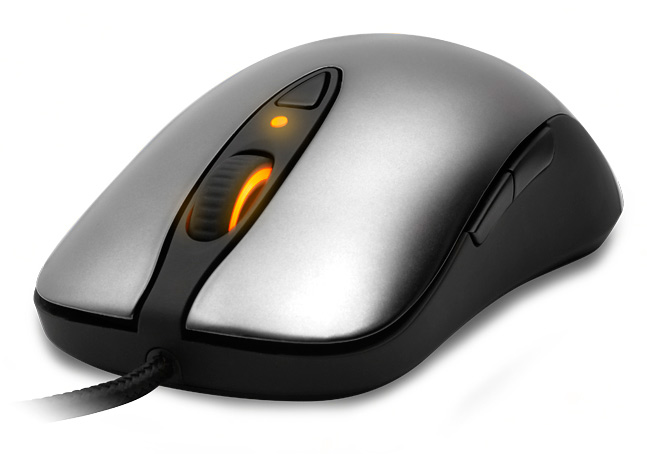 Mouse Gamer Laser Sensei Pro Grade (8 Botoes) 62150 - Steelseries
