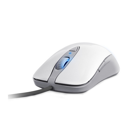 Mouse Gamer Laser Sensei RAW Edicao Limitada Frost Blue (8 Botões) 62159 - Steelseries