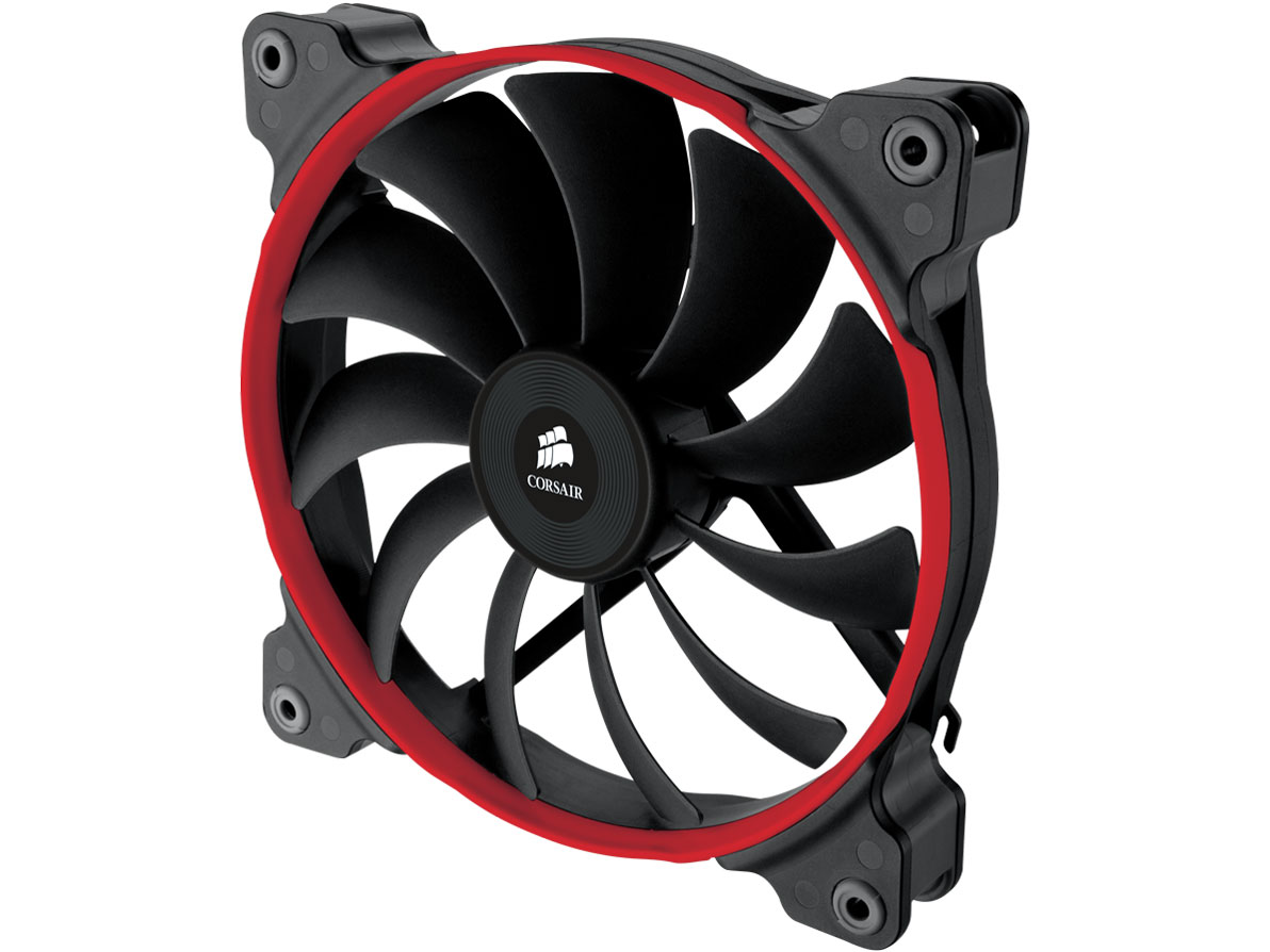 Cooler para Gabinete 140mm Air Series AF140 Quiet Edition High Airflow CO-9050009WW - Corsair