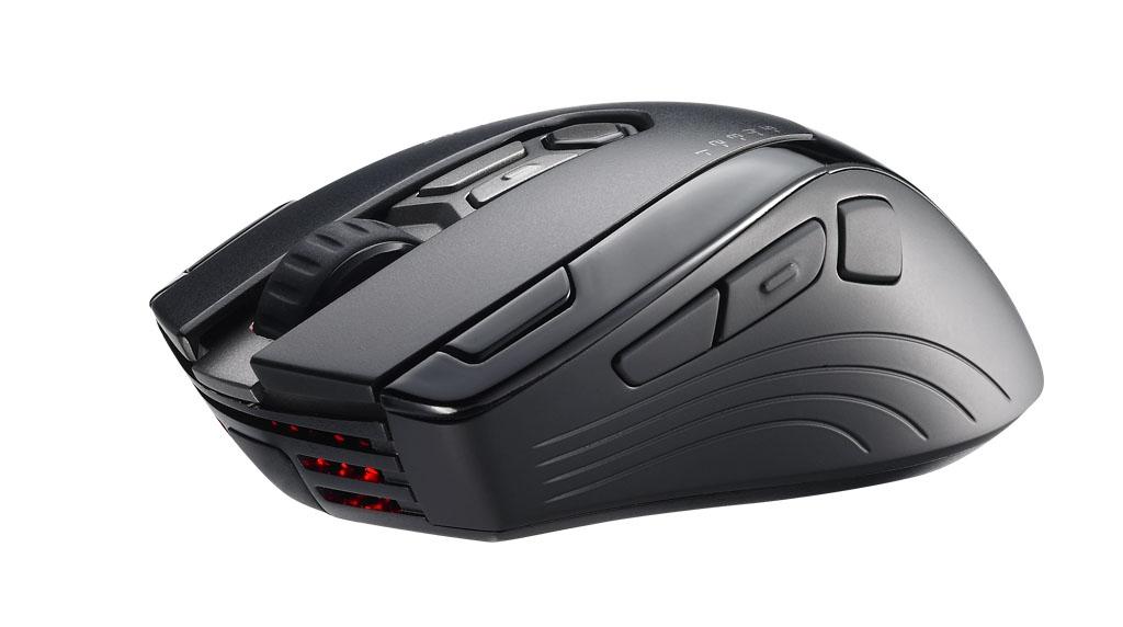 Mouse Gamer CM Storm Inferno SGM-4000-KLLN1-GP USB Laser 4000Dpi - Coolermaster