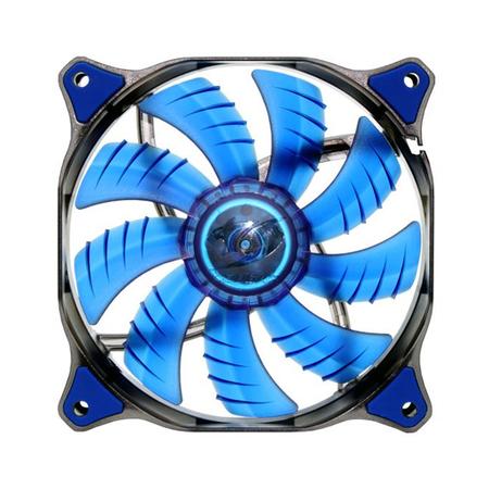 Cooler para Gabinete 120mm Dual-X Blue LED CF-D12HB-B - Cougar