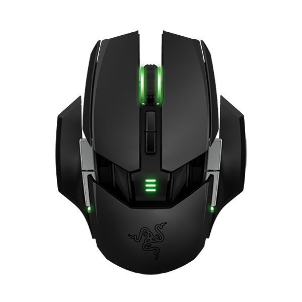Mouse Gamer Ouroboros Preto RZ01-00770300-R331 - Razer -