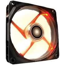 Cooler para Gabinete 120mm LED Vermelha FAN-NT-FZ120-R1 - NZXT