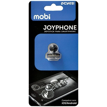 Joystick P/Smartphone Mobi Joyphone Preto 19980 - Pcyes