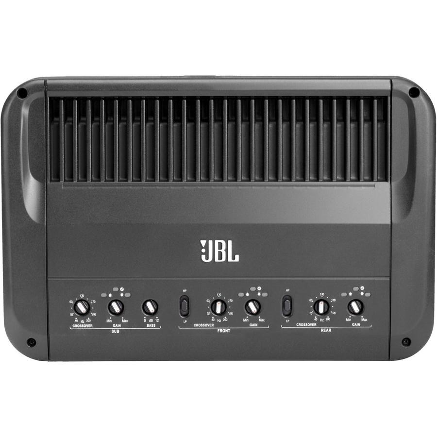 Amplificador GTO-5EZ com 5 Canais Potencia Total de 1935W (04 Estereo + 01 Mono) - JBL