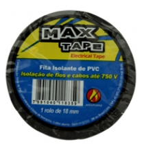 Fita Isolante Max Tape 18x 5Mt  - 3M