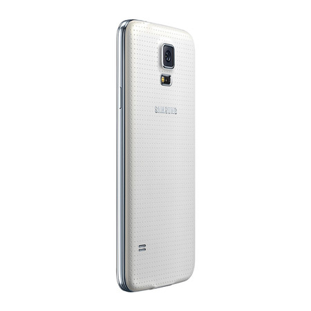 Smartphone Galaxy S5 com Android 4.4, Dual Chip, Processador Quad Core 2.5 Ghz e Camera de 16 MP com Flash Branco LED G9